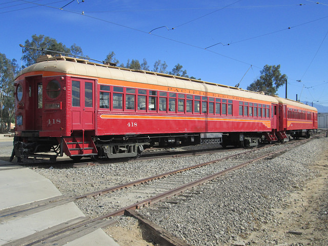 Pacific Electric Red Car