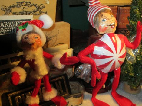 Christmas Decorations from the Grier-Musser Museum