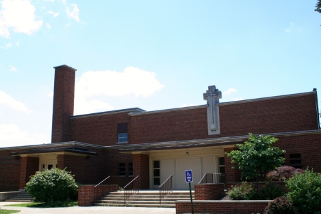 Formerly St. Henry, Now Bishop Lyke School
