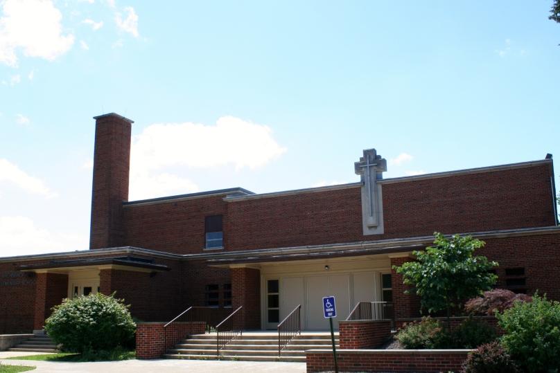 Formerly St. Henry, Now Bishop Lyke School