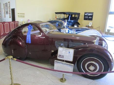Prize-Winning 1932 Bugatti