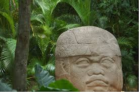 Olmec Head at Parque La Venta