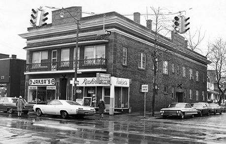 Old Building on Buckeye Road
