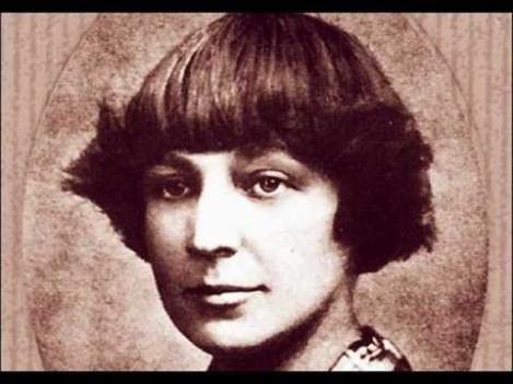 Poet Marina Tsvetaeva (1892-1941)
