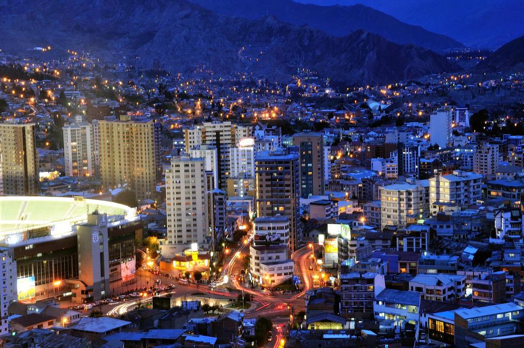 Image result for Bolivia city