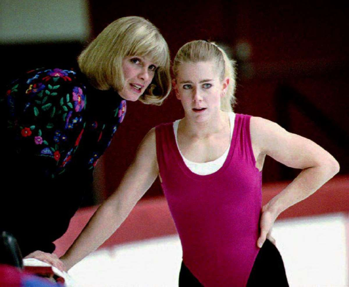 Tonya Harding Wedding Video